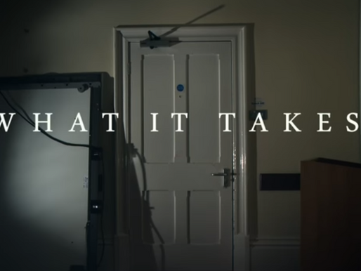What It Takes short film