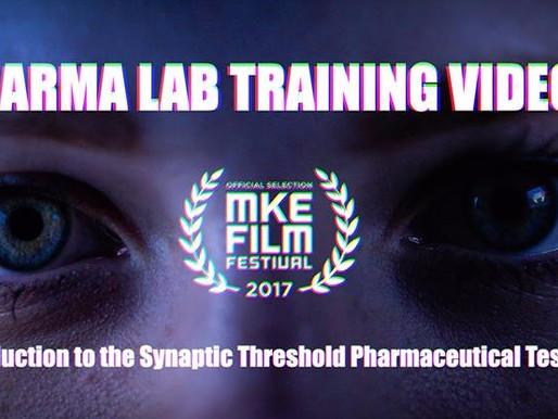 Pharma Lab Training Video: 1 short film