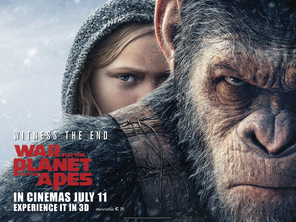 War for the Planet of the Apes film review UK