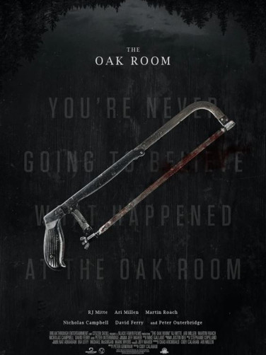 The Oak Room Film Review