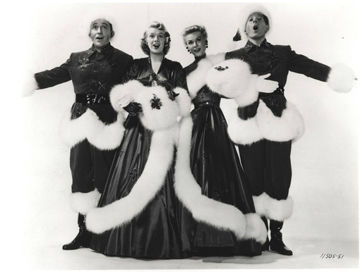White Christmas (1954) - #throwbackthursday