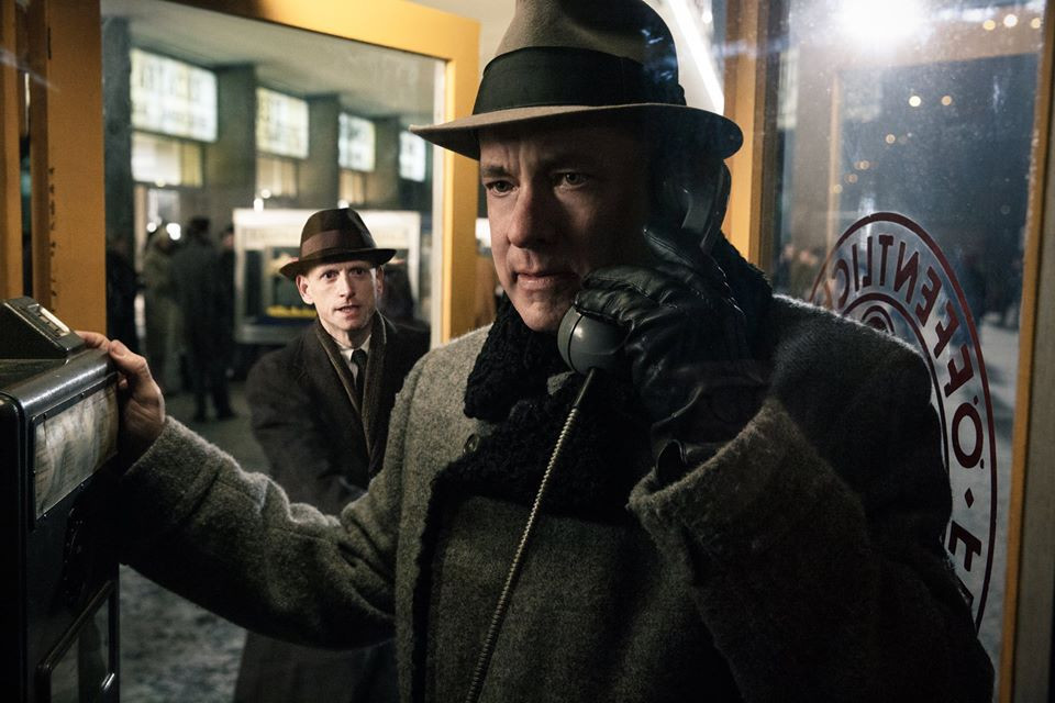Bridge of Spies 5 stars