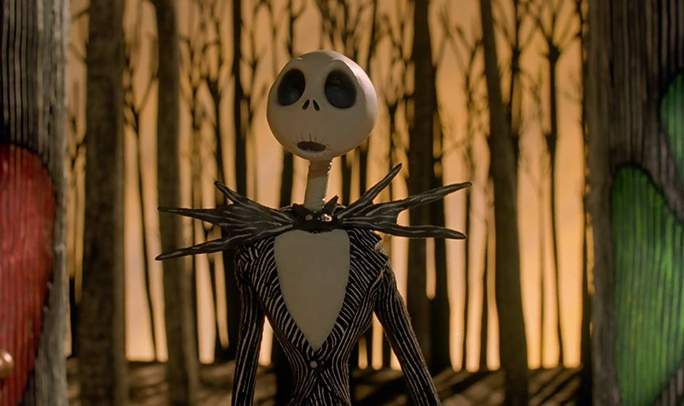 Jack Skellington film review