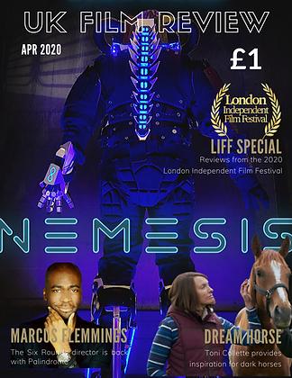 UK Film Review - April 2020