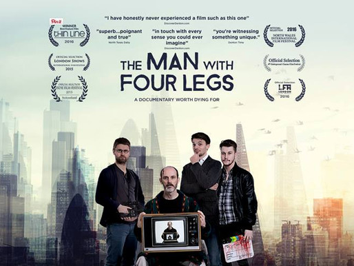 The Man with Four Legs indie film