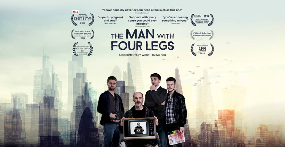The Man with Four Legs film review