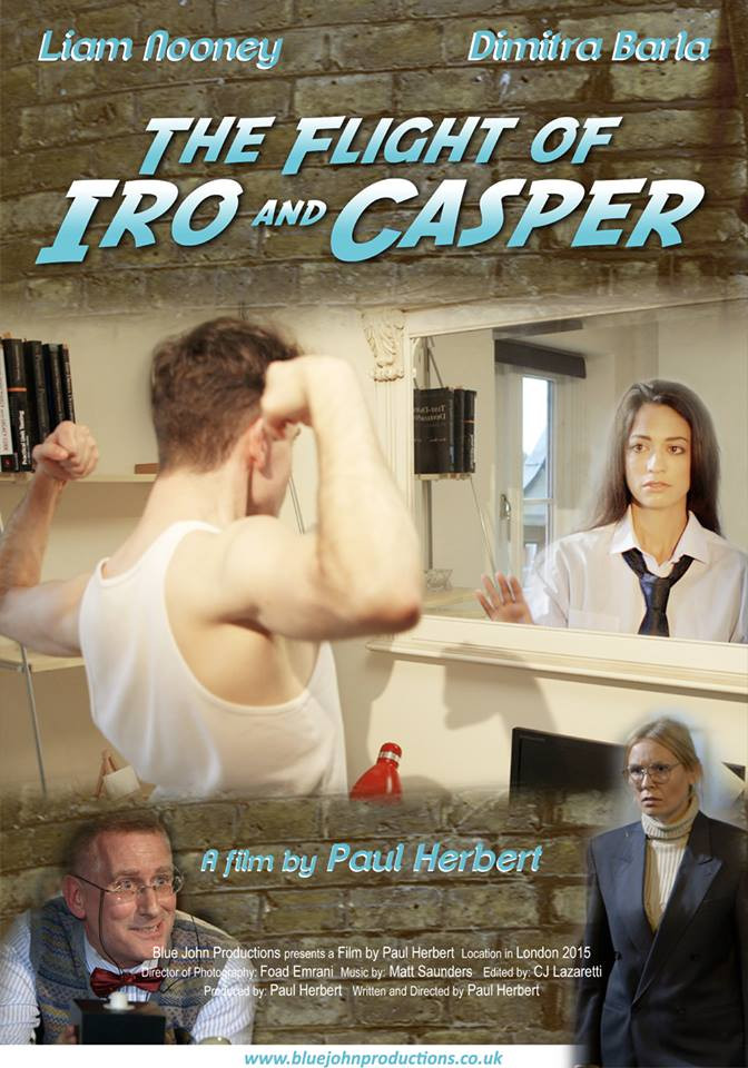 The Flight of Iro and Casper review