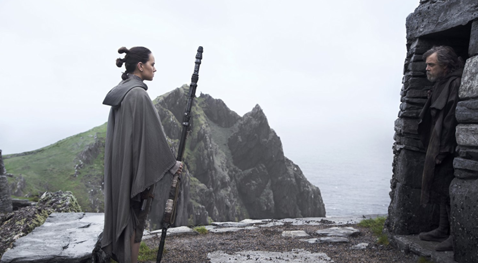 Star Wars: The Last Jedi film review UK