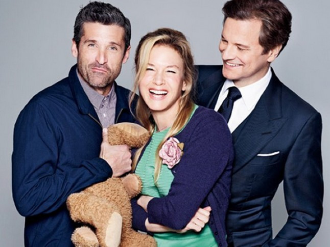 Bridget Jones's Baby film UK