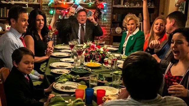 A Merry Friggin' Christmas review