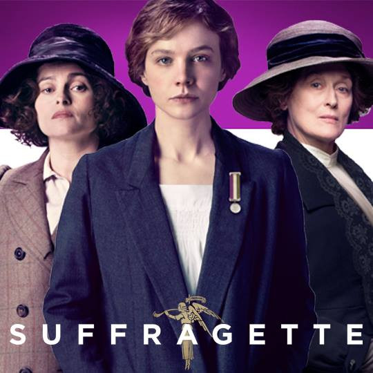 Suffragette UK Film Review