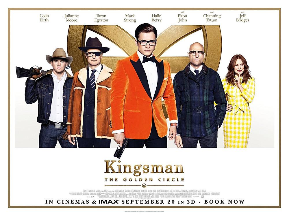 Kingsman: The Golden Circle film review UK