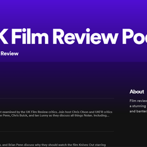 The newest Film Podcast on Spotify