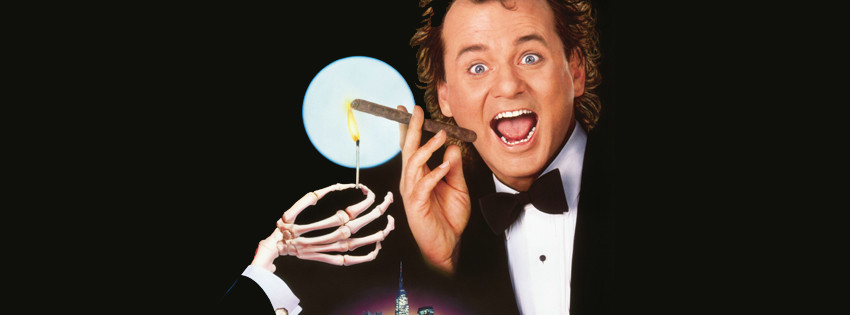 Film review Scrooged