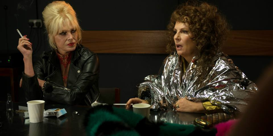 Absolutely Fabulous movie review