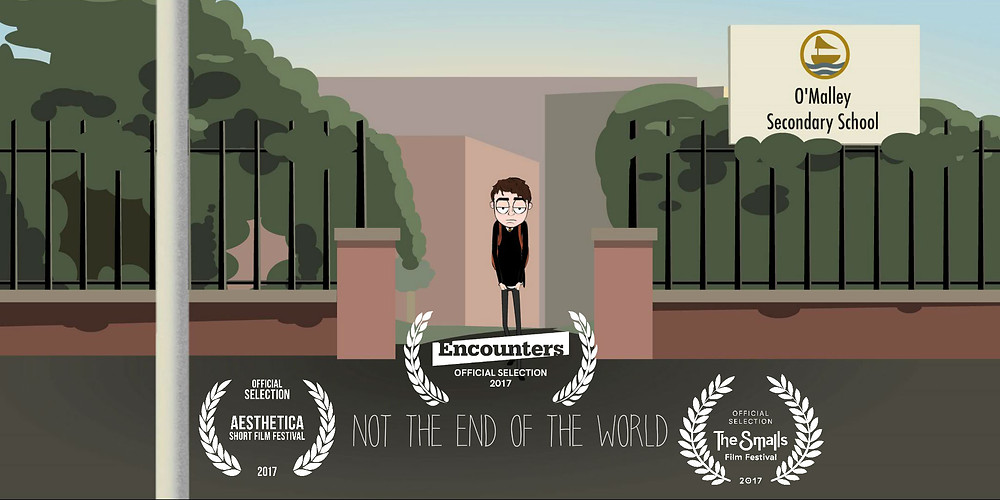 Not the End of the World short film review