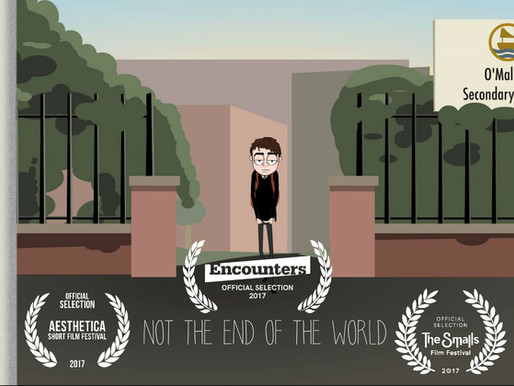 Not the End of the World short film