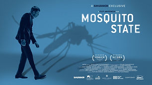 Mosquito State Trailer