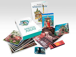 Spirited Away 20th Anniversary Special Edition
