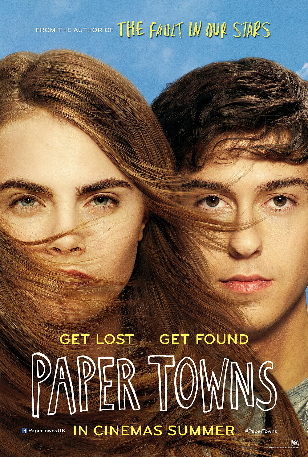 Paper Towns UK Film Review