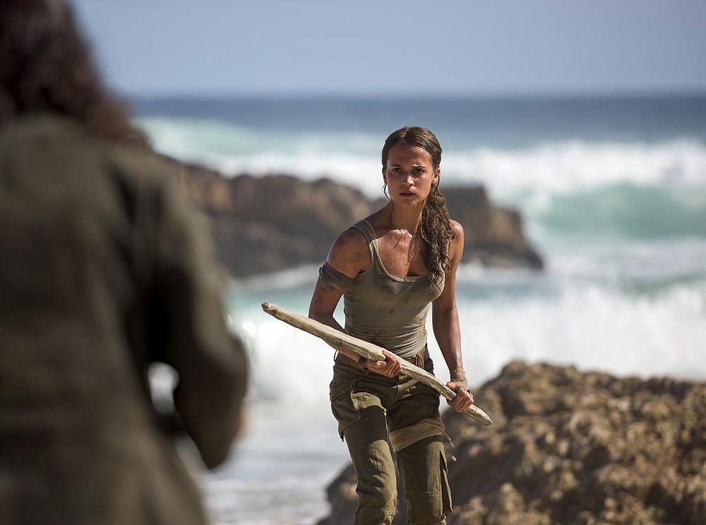 Tomb Raider film review UK
