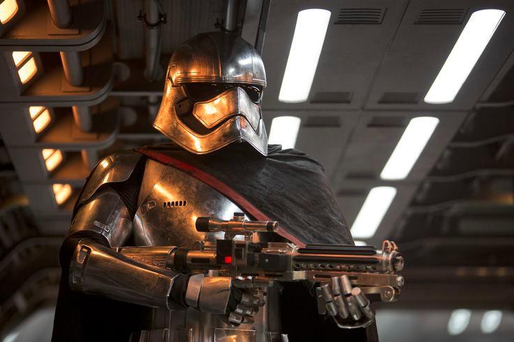 Adam Driver in Star Wars