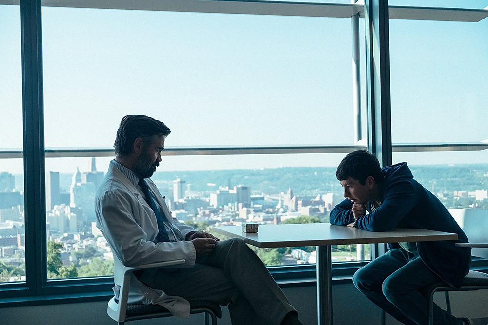 The Killing of a Sacred Deer film review