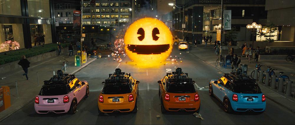 Pixels worst film of 2015