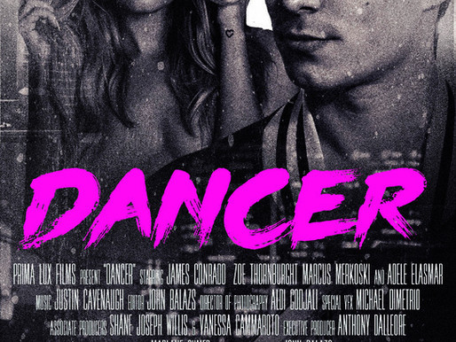 Dancer short film