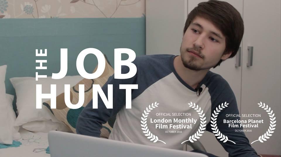 The Job Hunt short film