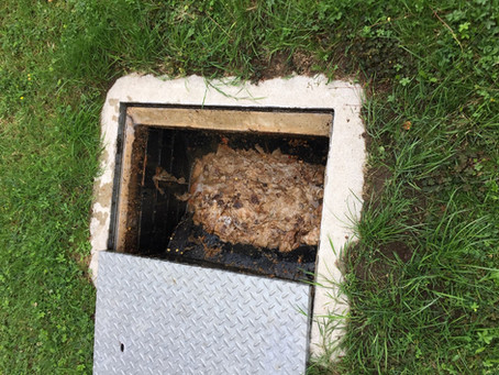 What to do if you have a blocked drain in London