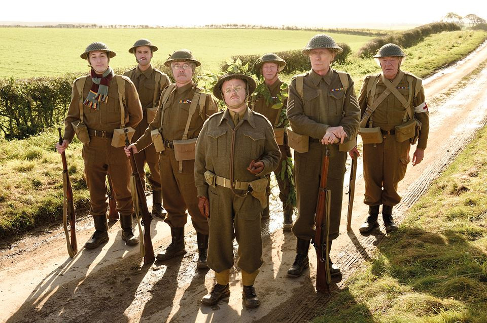 Dad's Army film review UK