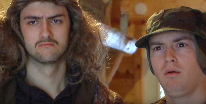 Hunters Crossing indie film review