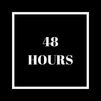 48 Hours Queue Jump + Interview
