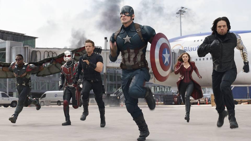 Captain America: Civil War film review UK