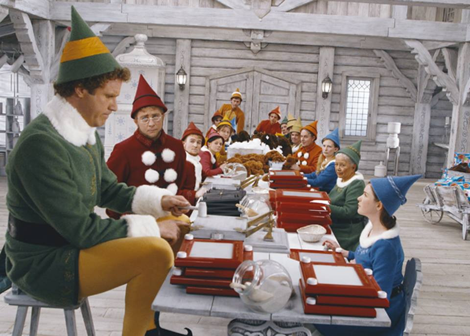 Christmas film review Elf