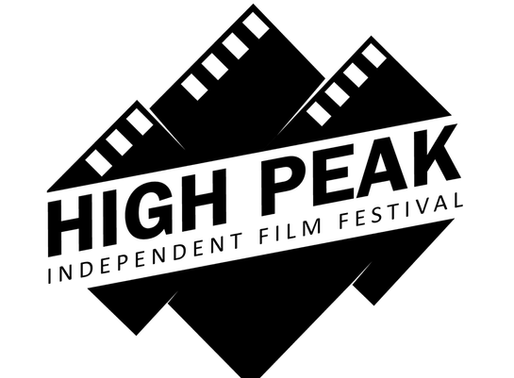 The High Peak Independent Film Festival taking place at New Mills Art Theatre from Thursday 14th Jun