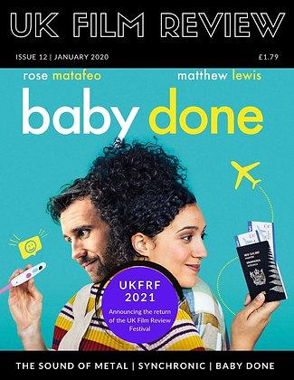 UK Film Review - January 2021