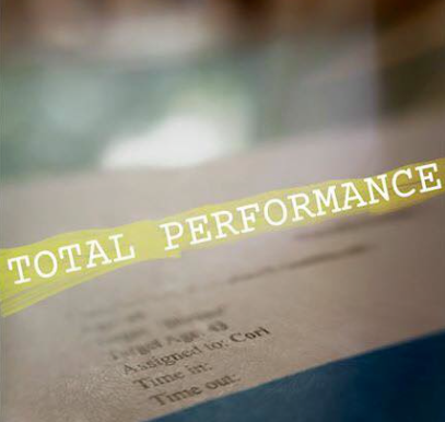 Total Performance - short film review