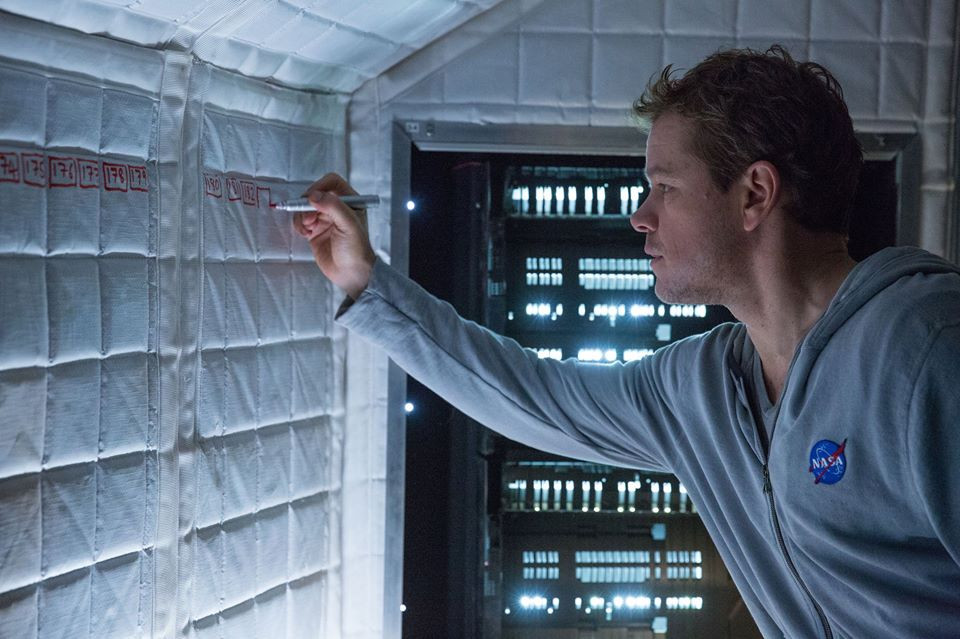 UK Film Review The Martian