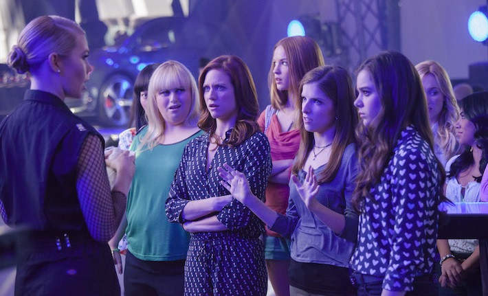 UK Film Review Pitch Perfect 2