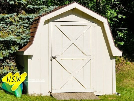 Custom-made sheds in Kent without compromise
