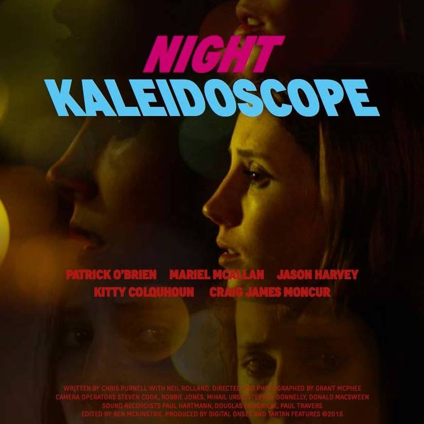 Night Kaleidoscope indie film review