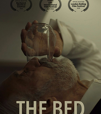 The Bed short film