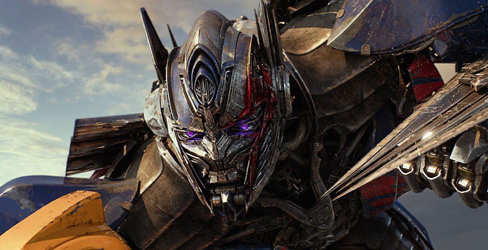 Transformers The Last Knight film review