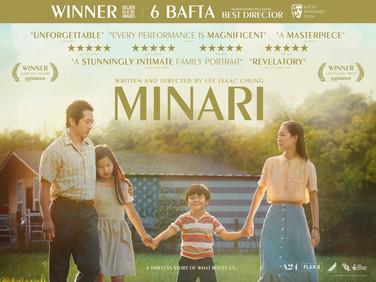 Minari gets UK & Irish release date