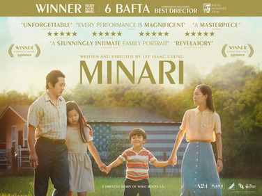 Minari gets UK & Irish release date