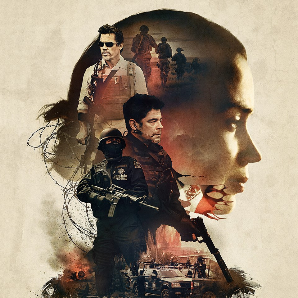 Sicario film review UK