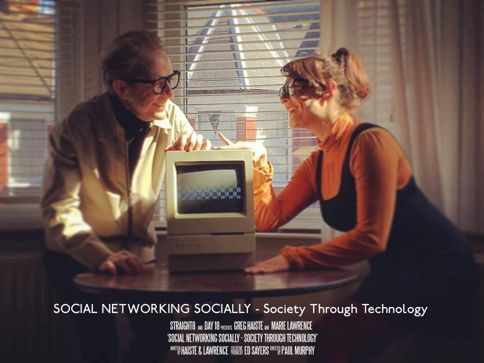 Social Networking Socially Society Through Technology short film review