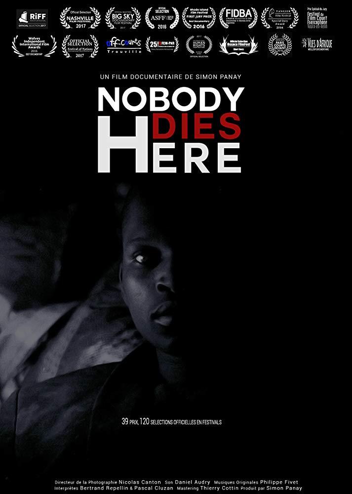 Nobody Dies Here UK Film Channel